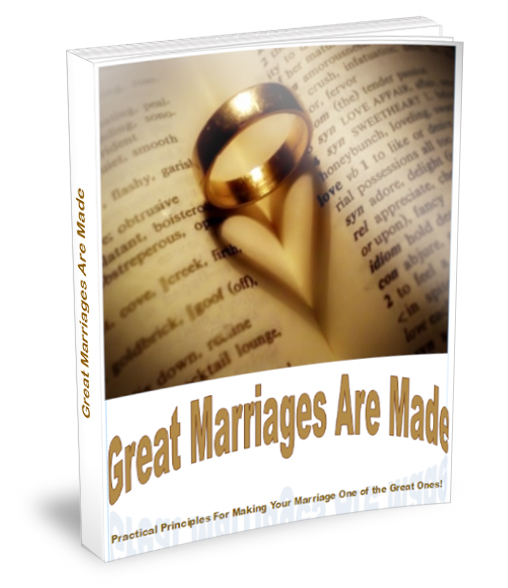 Making Marriage Great